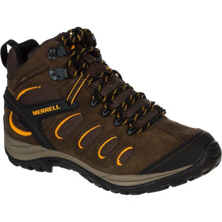 Merrell Chameleon 5 Mid Ventilator Waterproof Hiking Boot - Men's