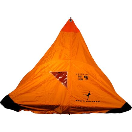 photo: Metolius Bomb Shelter Fly portaledge