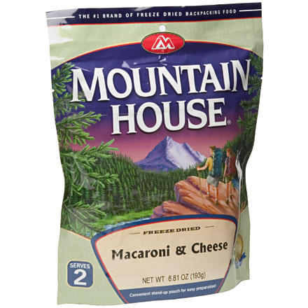 photo: Mountain House Macaroni & Cheese