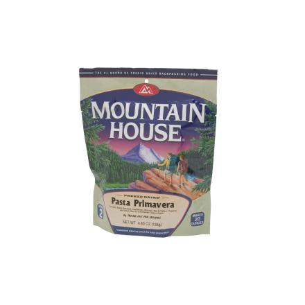 Shop for Mountain House Pasta Primavera - 2 Serving Entree