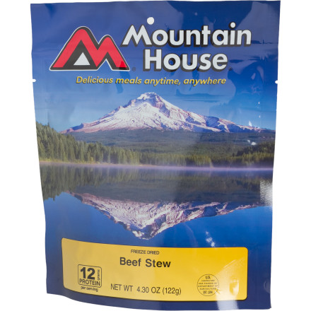 photo: Mountain House Beef Stew