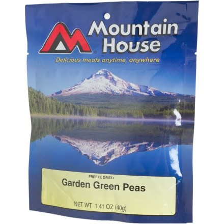 photo: Mountain House Garden Green Peas