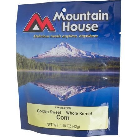 photo: Mountain House Golden Sweet Whole Kernel Corn