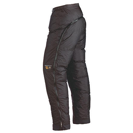 photo: Mountain Hardwear Absolute Zero Pant down insulated pant