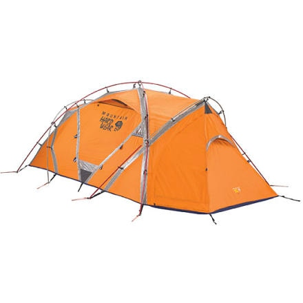 MOUNTAIN HARDWEAR SUPER CLUESDAY! Win a tent NOW!