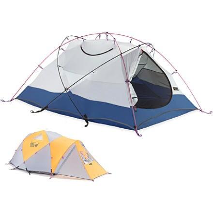 Return of the Chuting Spree – Win a Mountain Hardwear Tent!