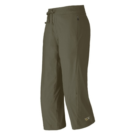 Mountain Hardwear Ellinor Capri Pant - Women's