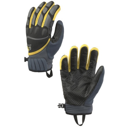 photo: Mountain Hardwear Talisman Glove soft shell glove/mitten