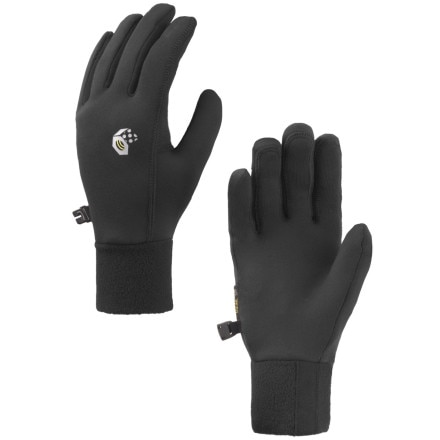 photo: Mountain Hardwear Women's Power Stretch Glove