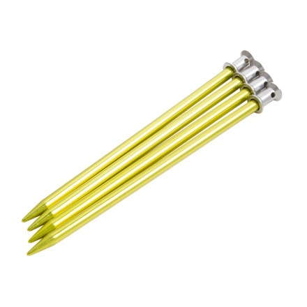 Mountain Hardwear Yunan Tubular Tent Stakes