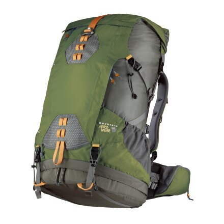 photo: Mountain Hardwear Napali 50 weekend pack (3,000 - 4,499 cu in)