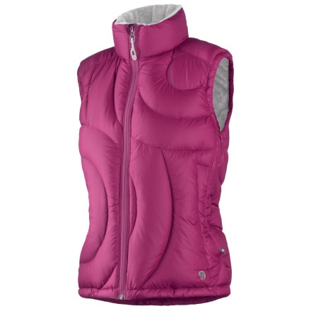 photo: Mountain Hardwear Downtown Vest down insulated vest