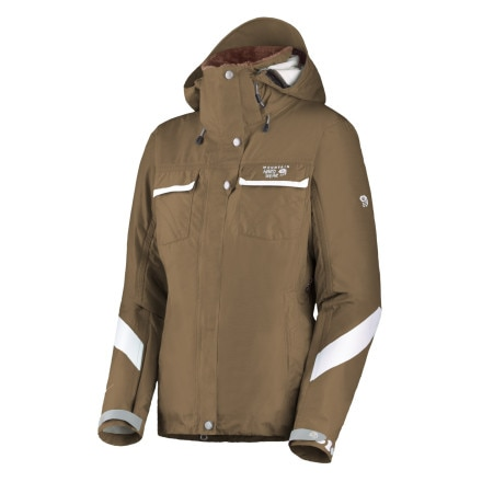 Mountain Hardwear Ascent MCZ Jacket