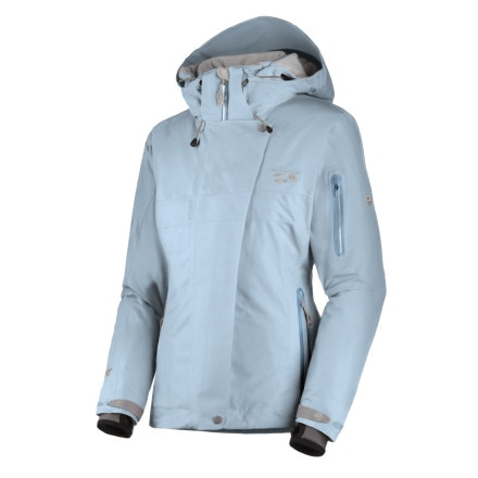 photo: Mountain Hardwear Dauphine Jacket snowsport jacket
