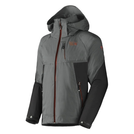 photo: Mountain Hardwear Kramer Jacket soft shell jacket