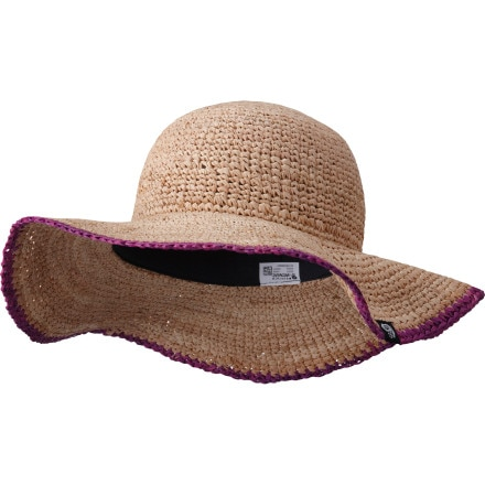 Mountain Hardwear Raffia Crusher Hat - Women's
