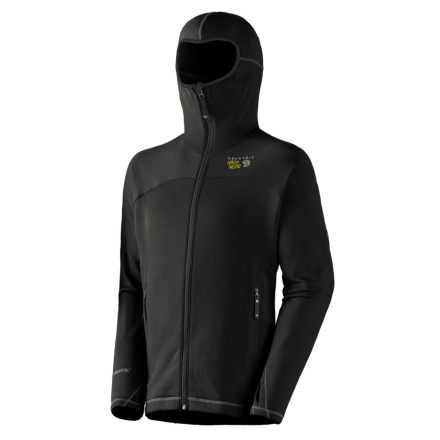 photo: Mountain Hardwear Power Stretch Jacket soft shell jacket
