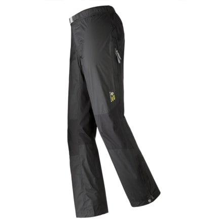 photo: Mountain Hardwear Women's Cohesion Pant waterproof pant