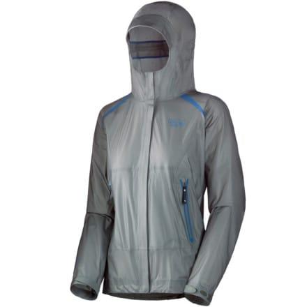 photo: Mountain Hardwear Women's Quark Jacket waterproof jacket