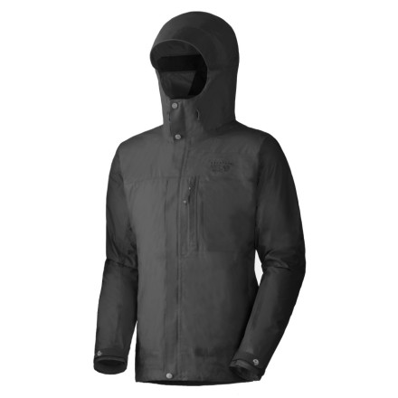 photo: Mountain Hardwear Typhoon Jacket waterproof jacket