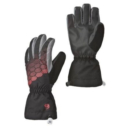 photo: Mountain Hardwear Trax Glove waterproof glove/mitten