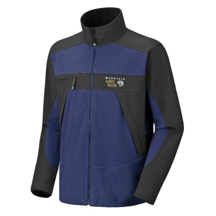 Mountain Hardwear WindStopper Tech Jacket - Men's