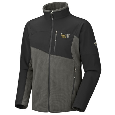 photo: Mountain Hardwear Nakaya Jacket fleece jacket