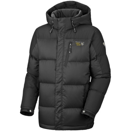 photo: Mountain Hardwear Sub Zero Parka down insulated jacket