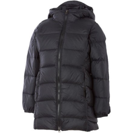 photo: Mountain Hardwear Girls' Downtown Coat