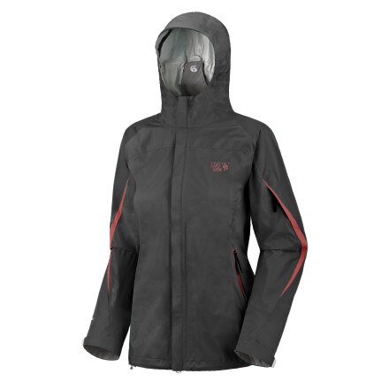 Mountain Hardwear Cohesion Stretch Jacket - Women's