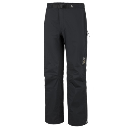 photo: Mountain Hardwear Men's Stretch Cohesion Pant waterproof pant