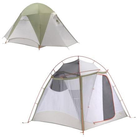 photo: Mountain Hardwear Corners 4 three-season tent
