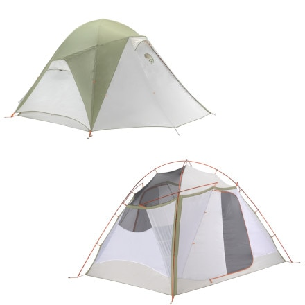 Mountain Hardwear Corners 6 Tent - 6-Person 3-Season