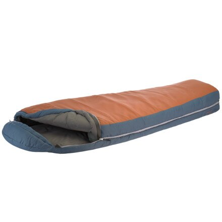 photo: Mountain Hardwear ExtraLamina 0° 3-season synthetic sleeping bag