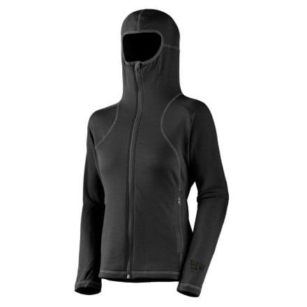 photo: Mountain Hardwear Women's Power Stretch Jacket soft shell jacket