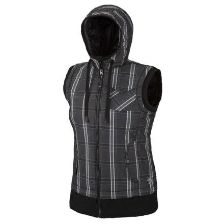 Mountain Hardwear Rugia Plaid Vest