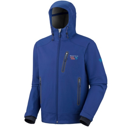 Mountain Hardwear Mecurial Softshell Jacket - Men's