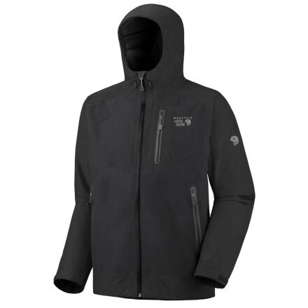 photo: Mountain Hardwear Trice Jacket waterproof jacket