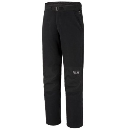 photo: Mountain Hardwear Windstopper Tech Pant fleece pant