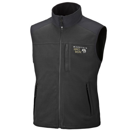 photo: Mountain Hardwear Windstopper Tech Vest