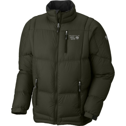 photo: Mountain Hardwear LoDown Jacket