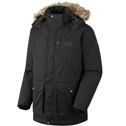 photo: Mountain Hardwear Lacerta Coat
