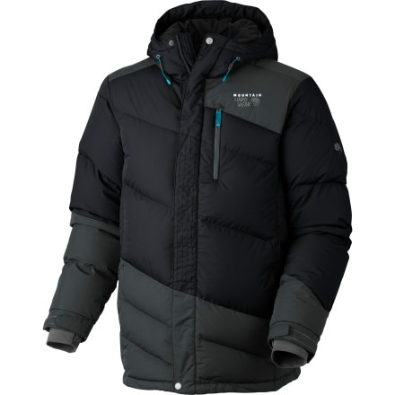 photo: Mountain Hardwear Downhill Parka