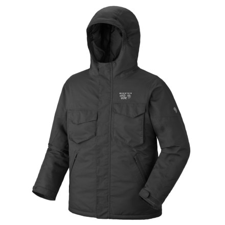 photo: Mountain Hardwear Mancora Jacket