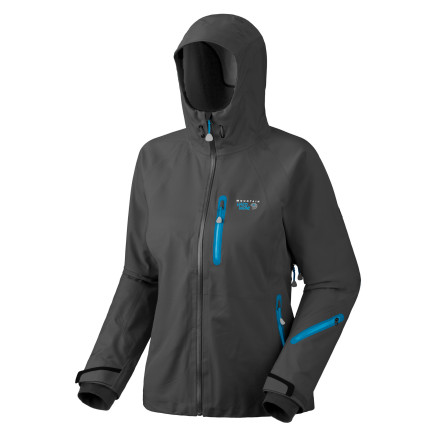 photo: Mountain Hardwear Women's Snowtastic Jacket