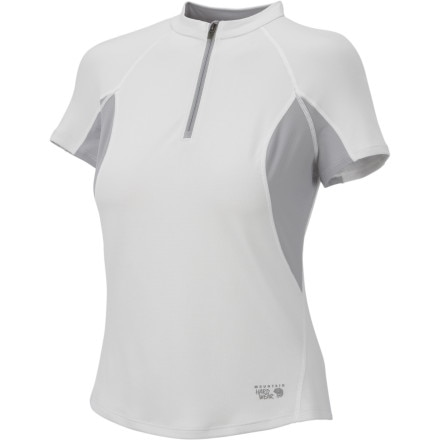 Mountain Hardwear Alina 1/4-Zip Shirt - Short-Sleeve - Women's