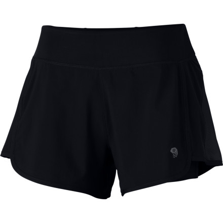 photo: Mountain Hardwear Pacer 2in1 Short