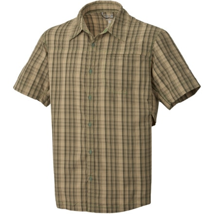 photo: Mountain Hardwear Fallon Shirt