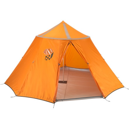 Mountain Hardwear Hoopster Tent: 6-Person 4-Season