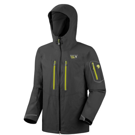 photo: Mountain Hardwear Victorio Jacket waterproof jacket